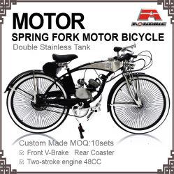 """26 велосипед пляж крейсера """"48cc двигатель газ на велосипеде"""