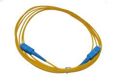 SC/PC--SC/PC волокна Patchcords Patch Lead Sm для односторонней печати
