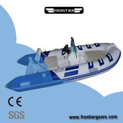2019 Hypalon/PVC/FRPの高速堅く膨脹可能で堅い肋骨のボート