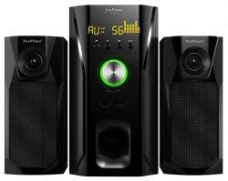 Altavoces multimedia 2.1 Altavoz/Digital/Multimedia/Altavoz Subwoofer altavoz Bluetooth (Mar Piano SP-861 2.1)