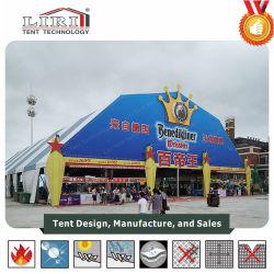 20m X 60m Grote Tent met Hoge Piek voor het Festival van het Bier Qingdao