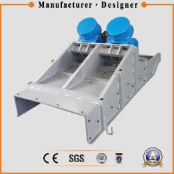 Continiousの物質的な挿入のための密封された振動送り装置