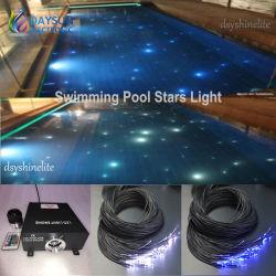 Fibre optique LED lumière sous les étoiles de l'eau rendant le paysage des lumières décoratives longue durée de vie sans chaleur Safe lampe sous-marin