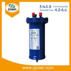 Separador de aceite de brida para refrigeración (ZRF-4004)