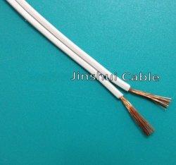 300/500 V 2X0.75mm2 Flexibler CCA-Parallellautsprecher, Zweiadrig und Erdungskabel