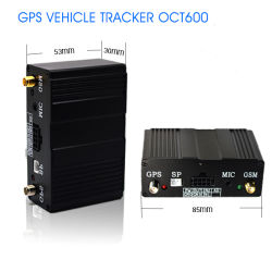 GPS GPRS GSM Tracking System Oct600自動車またはVehicle/Avl