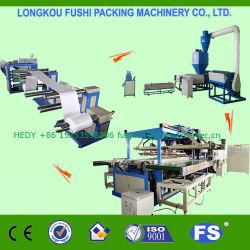 Wegwerpbare Ps Foam Take Away Food Container Production Line Machine