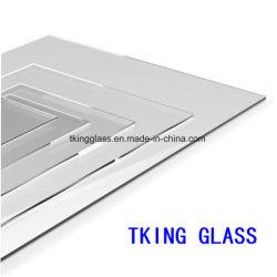 Placa de vidro 0.3Mmtransparent wafers de vidro de quartzo, círculo de placas de quartzo, Round Quartz