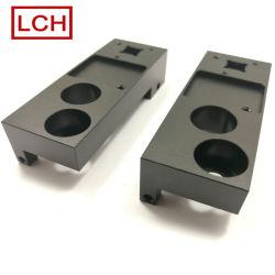 حامل عدسة الكاميرا المصنوع من الألومنيوم المشغول بالماكينات CNC لمنع القطع