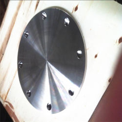 Fr1092 forgeage à face plate en acier inoxydable DIN2527 Faux Bride aveugle