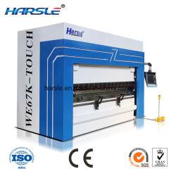 Мы Harsle67y гидравлический листогибочный пресс гибочный станок с ЧПУ