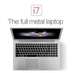 Je Vbook Voyo7 plein cadre en métal argenté Couleur 8Go SATA 1 To de 1920*1080pix de 15,6 pouces ordinateur portable de jeu&Bureau