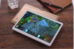 10 pouces écran IPS Tablet PC 3G GPS Bluetooth double fente pour carte SIM