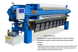 Автоматическая тканью стеклоомыватели мембраны фильтра гидравлической системы нажмите кнопку цена
