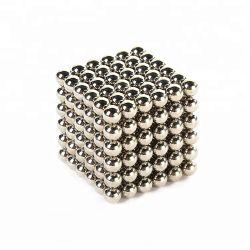 Terra rara della neo delle sfere di Rubik sfera magnetica del cubo a magnete permanente
