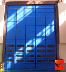 باب رفع من الألومنيوم قابل للطي من الزجاج الداخلي والواقي من الحرارة (HF-K311)