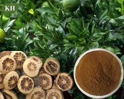 Het Ingrediënt Synephrine van het Verlies van het gewicht 6% HPLC Uittreksel van Aurantium van de Citrusvrucht
