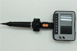 """Портативных промышленных инспекционной эндоскопии с 3.9mm объектива камеры. 4-х шарнирное сочленение, 4,5"""" ЖК-дисплей, 1.5m тестирования кабеля"""