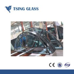 Helder/gekleurd/reflecterend/gehard/gelamineerd/Low-E geïsoleerd glas/Hollow Glass
