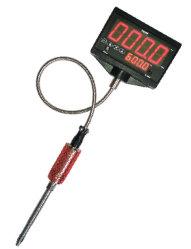Manomètre de pression de fonte numérique transducteur de pression indicateur de pression