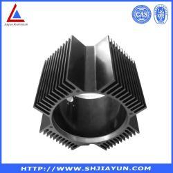 6063 extruder radiateurs de chauffage en aluminium fabriqué en Chine