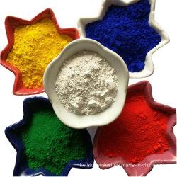 El polvo de pigmento de la fábrica 110 130 190 Fe2O3 de óxido de hierro rojo