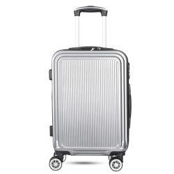 أنيق فضة [أبس] [هردسد] حقيبة حقيبة حقيبة