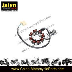 Piezas de moto motocicleta apta para el estator Wuyang-150