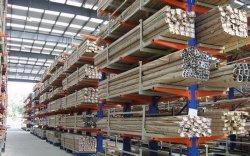 Immagazzinamento in il tubo o il tubo d'acciaio in magazzino della cremagliera industriale della trave a mensola della fabbrica