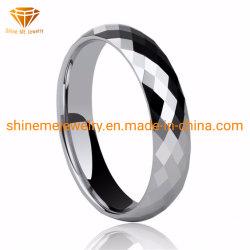 Блеск мне ювелирных украшений из нержавеющей стали многогранных вольфрама палец кольцо для женщин (TST2875)