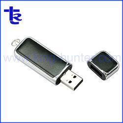 Couro natural Unidade de memória USB novidade Couro Flash USB melhores pontos de venda