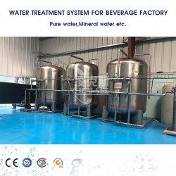 Vollautomatisches Mineralgetränk-Wasserbehandlung-Gerät RO-Reinigungsapparat-System