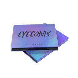 Magnético personalizado colores impresos& envases cosméticos Eyeshadow Box