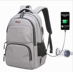 عالة رخيصة سفر بوليستر مسيكة دراجة طالب حمولة ظهريّة حقيبة الحاسوب المحمول حمولة ظهريّة مع [أوسب] حشوة ميناء