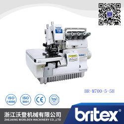 Br-M700-5/5h reeks Vijf de Naaimachine van Overlock van de Draad