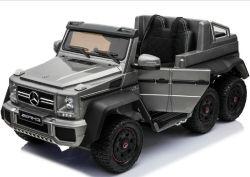 2019 Мерседес Бенц G63 лицензированных поездка на автомобиле с 6 колеса