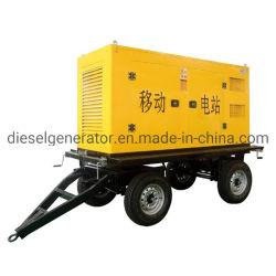 Type de mobile de nouvelle conception de 300KW 375kVA Diesel Groupe électrogène de puissance