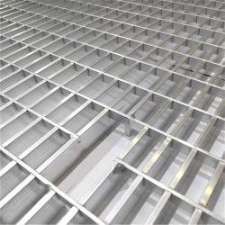 Industriële Grating van het Aluminium van het traliewerk van de Staaf van het Gebruik Duidelijke Getande I van de Bouw Burgerlijke