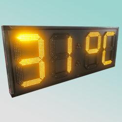 Реклама светодиодный дисплей P10 желтый/красный/зеленый и белый цвета LED подписать текст играть на заправочной станции