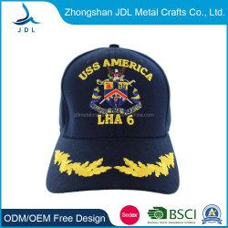 2019の方法によってカスタマイズされる野球帽、網のトラック運転手の帽子の網は遊ばす帽子(03)を