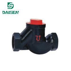 Clapet antiretour de relevage de l'angle de l'industrie de l'eau Globe la valve de clapet à bille, papillon de commande du clapet antiretour de vanne de buse à obturation