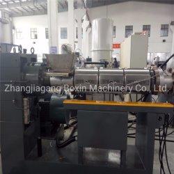 Pelletiseermachine /PE die van de Schroef van het Poeder van pvc de Kegel Tweeling Plastic Granulator recycleren