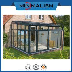 建築材料3.0mmアルミニウム温室またはガラス窓かウィンターガーデン