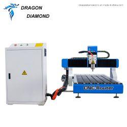 Mini-CNC-Fräser-Holzbearbeitung-Fräsmaschine 6090 verwendet für das Bekanntmachen
