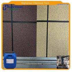Отличная химического акриловой смолы краски используются для строительства стены краска