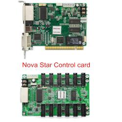 통신망 케이블 통제 P4 P5 P6 P8 P10 HD LED 카드를 송신하는 영상 옥외 풀 컬러 LED 스크린 신성