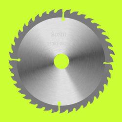 Garantia de qualidade Tct de afiação de lâminas de serra de corte de madeira