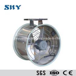 La soufflante de circulation de l'air ventilateur en acier inoxydable pour effet de serre