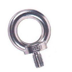 MetallEyenut Fessel-Laterne-Ring-Gewinde-Haken-Schrauben-anhebender Schrauben-Ringbolzen