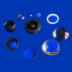 China-Fabrik kundenspezifisches Präzisions-optisches Objektiv-Glasfenster